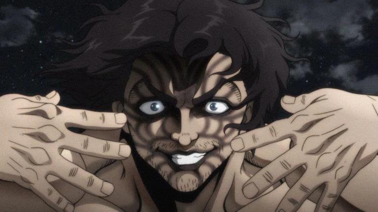 Baki: Hijo de Ogro