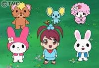 Crunchyroll - Onegai My Melody Kirara - Overview, Reviews ...