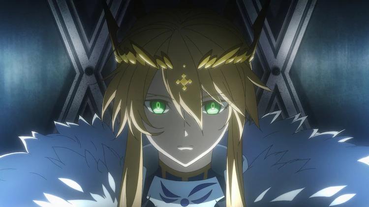 Altria Pendragon como se ve en Fate / Grand Order Camelot