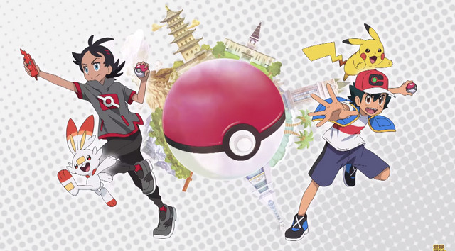 new Pokémon anime
