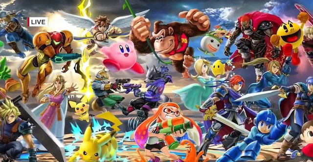 Watch the Nintendo Direct E3 2018 live stream right here