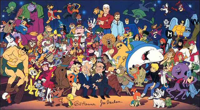 Crunchyroll old cartoon network group info