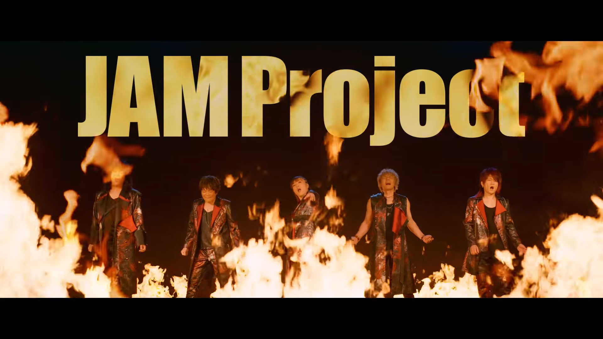 JAM PROJECT Performs Bloodlines