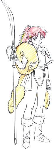 Yashahime: Princess Half-Demon - Setsuna