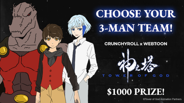 Tower of God Fan Contest