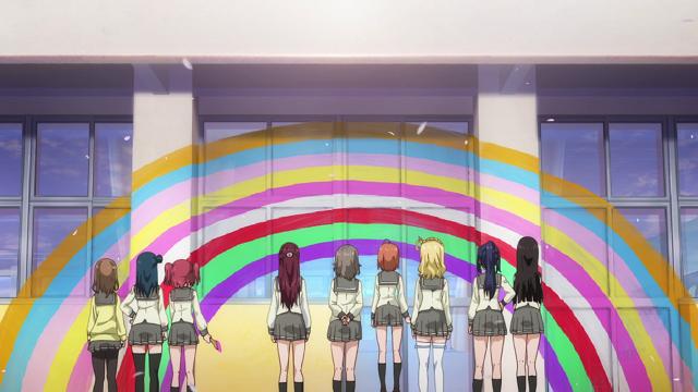 Aqours Rainbow