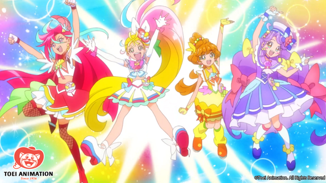 Tropical-Rouge Pretty Cure