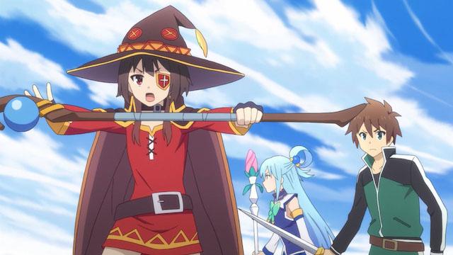 "Every Time Megumin Says ""Explosion"" in KONOSUBA"