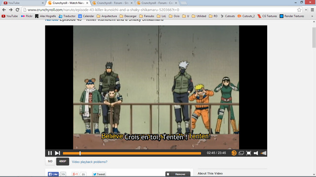 Crunchyroll - Forum - Problem with subtitles