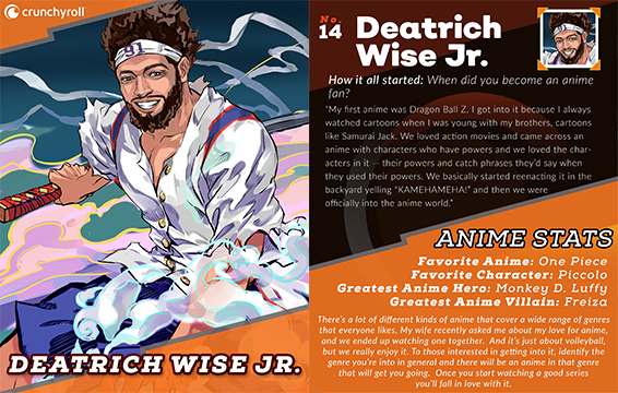 Deatrich Wise Jr. Player Card