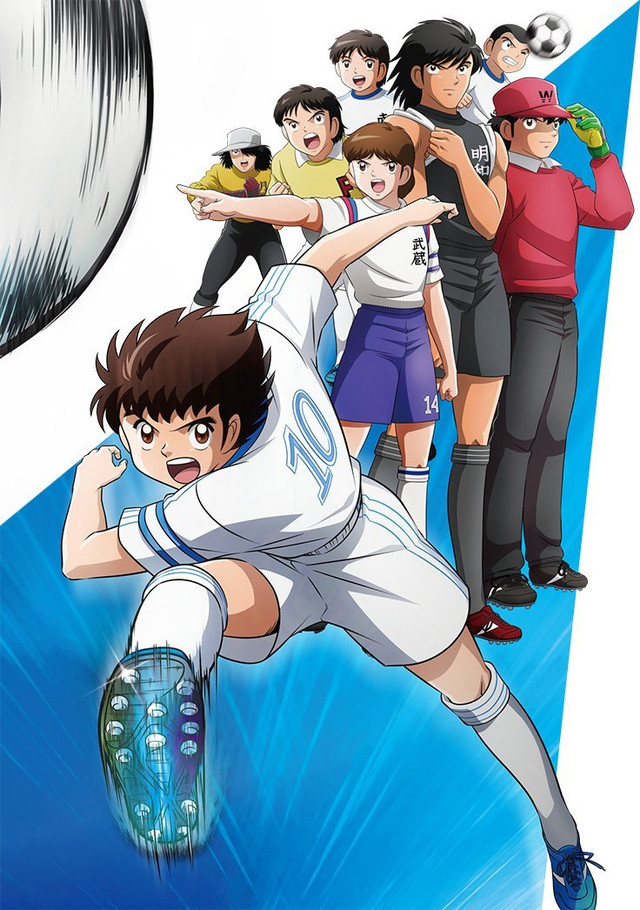 Crunchyroll Forum Captain Tsubasa 2018 Discussion