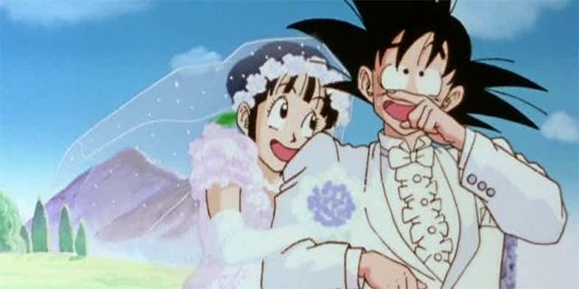 Goku & Chichi Wedding