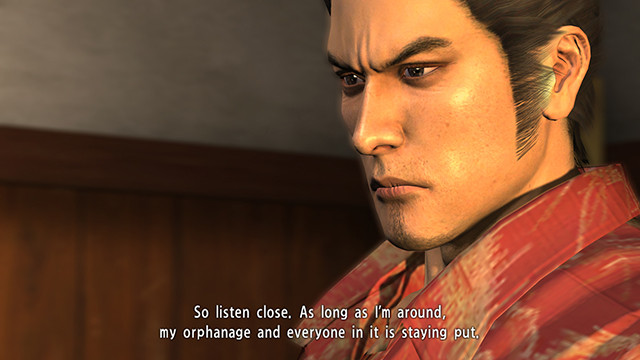 Don't mess with Kiryu