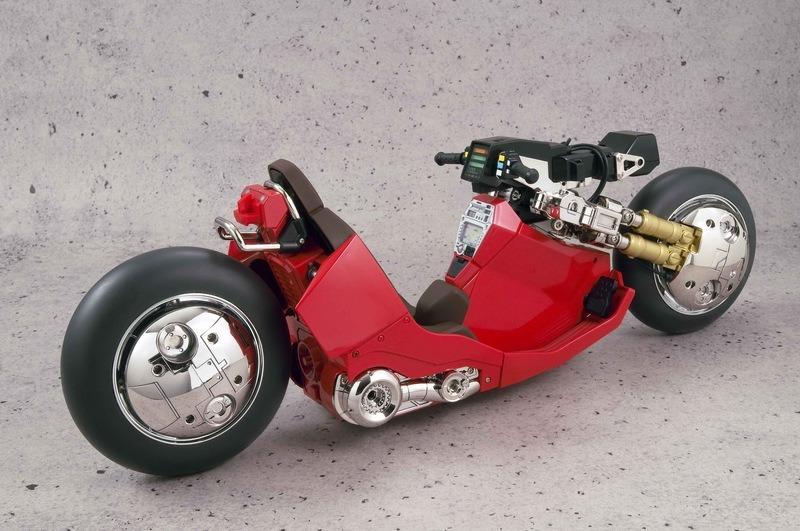 Bicicleta de Kaneda (sin paneles)