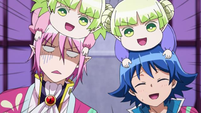 ¡Bienvenido a Demon School!  Iruma-kun