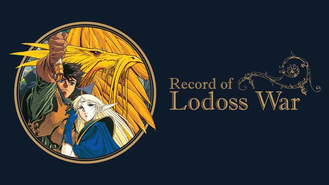 Record of Lodoss War TV