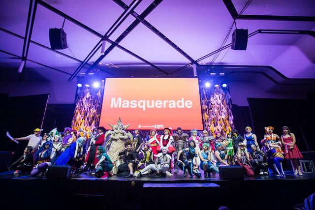 Crunchyroll Expo Masquerade 2019