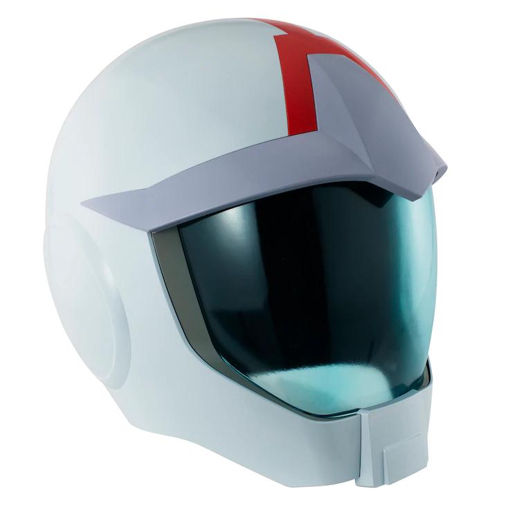 Helmet 3/4 view