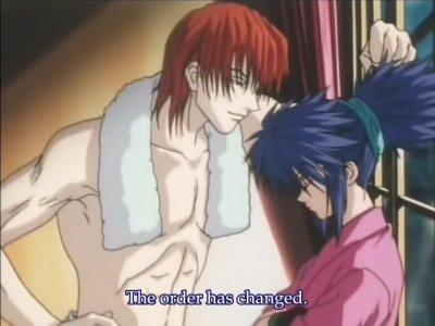 Sexy gay anime