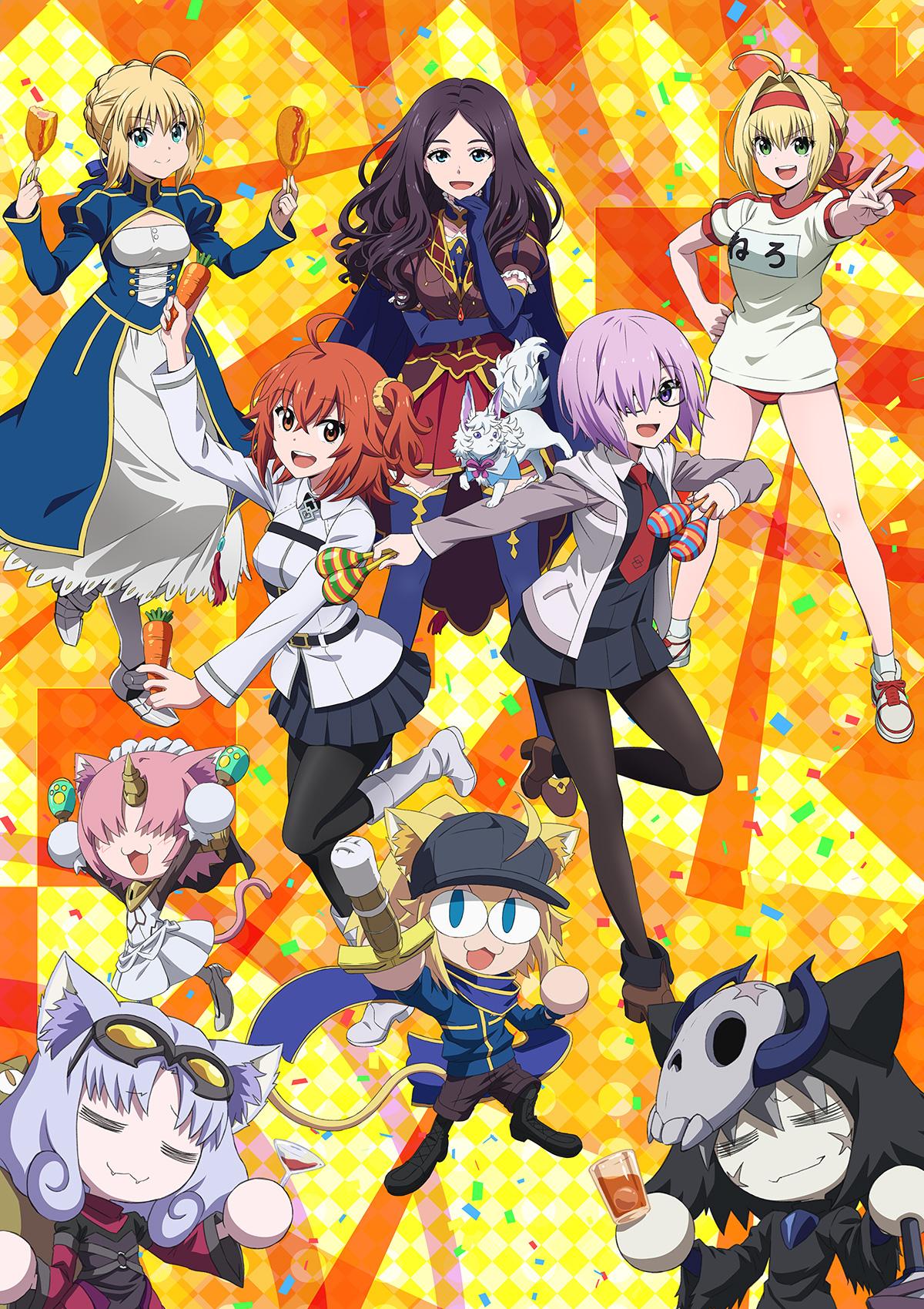 Fate/Grand Carnival OVA