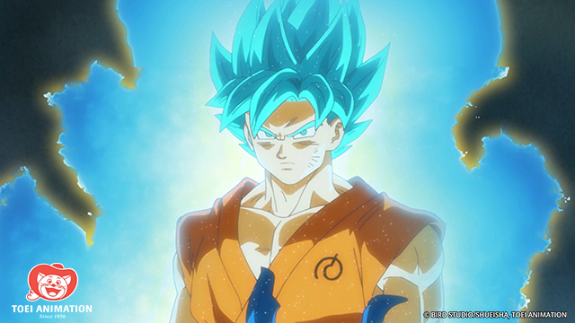 Goku from Dragon Ball Super