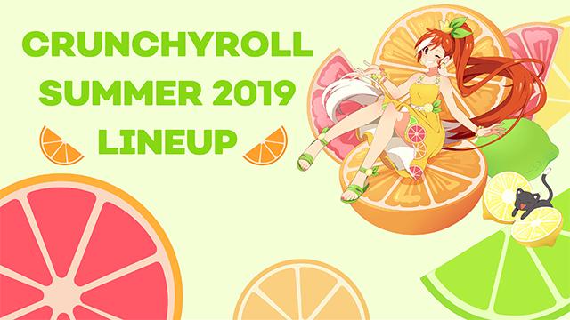 Crunchyroll Summer 2019 Anime, Crunchyroll Hime