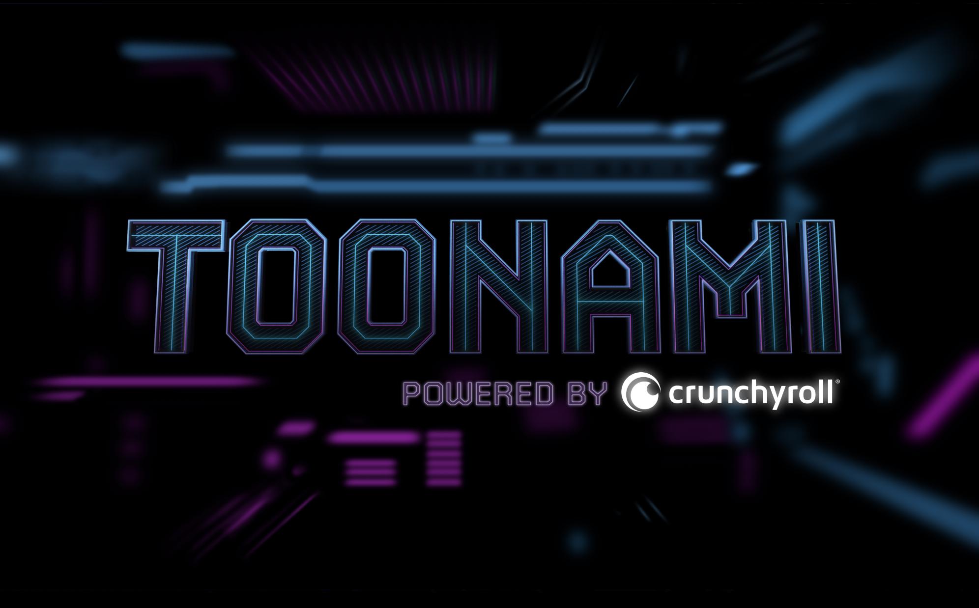 Toonami and Crunchyroll