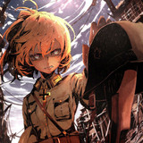 """TV Anime To Adapt """"Youjo Senki"""" Gender-Swap Military Light Novel Series"""