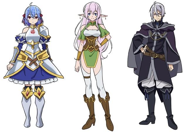 Ruthy, Yalandhara e Ares