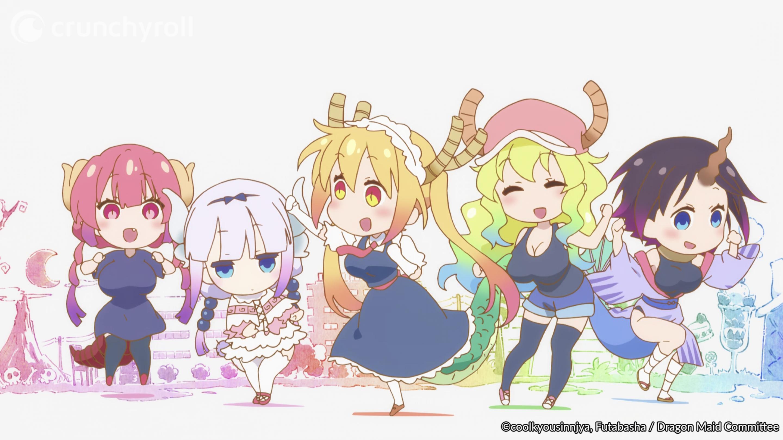 Dragon Maid S de la señorita Kobayashi