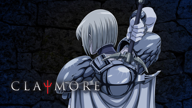 Crunchyroll Forum New Catalog Titles Claymore Black