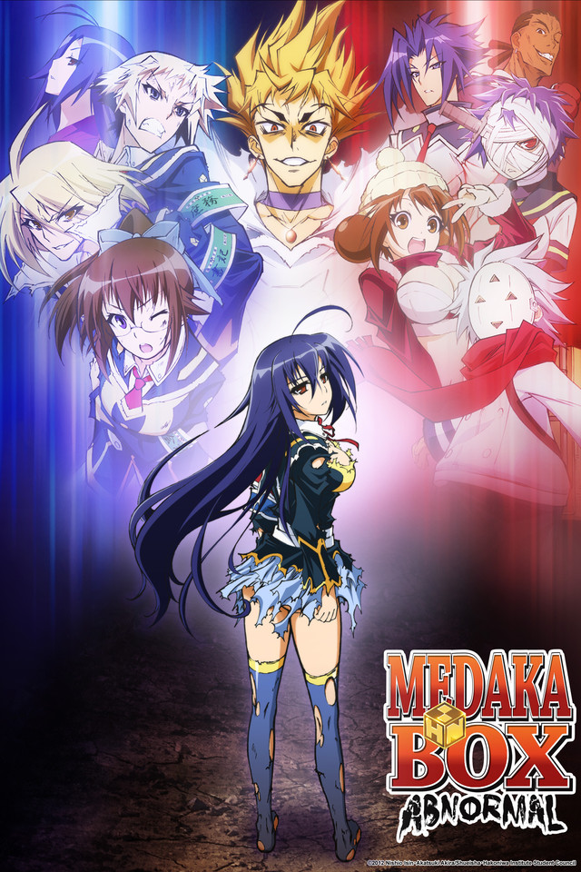 Medaka Box Watch On Crunchyroll
