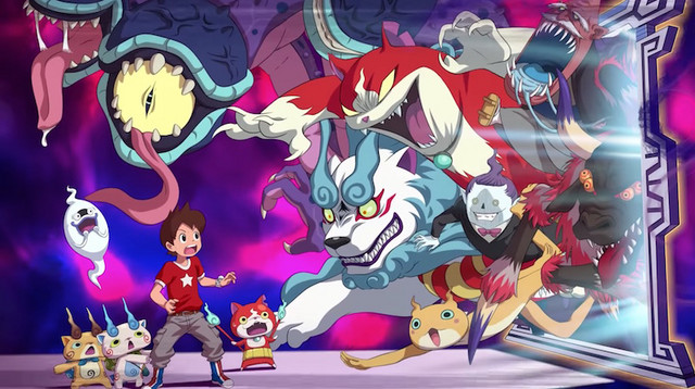 Crunchyroll Yo Kai Watch 4 Shows New Characters And More