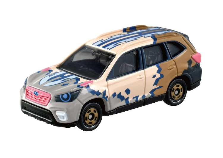 Demon Slayer toy cars