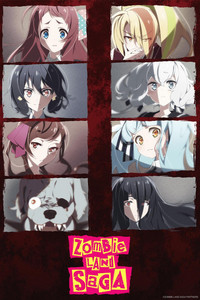 ZOMBIE LAND SAGA is a featured show.