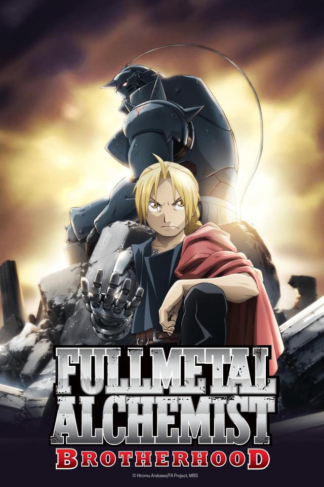Fullmetal Alchemist Brotherhood - Disfrútalo en Crunchyroll
